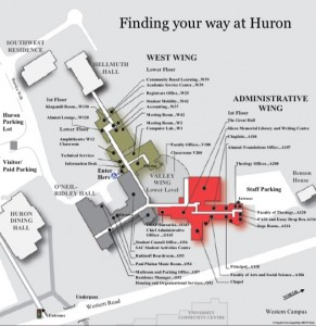 huron map